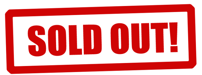 sold out רקע שקוף